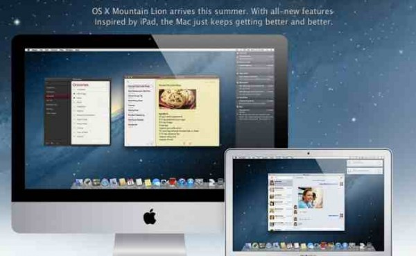 Mountain Lion: Apple aktualisiert iWork-Apps