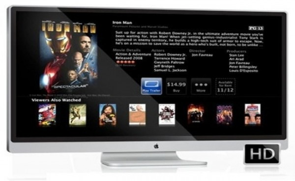 iTV: Wird Apple Fernseher mobil und tragbar?