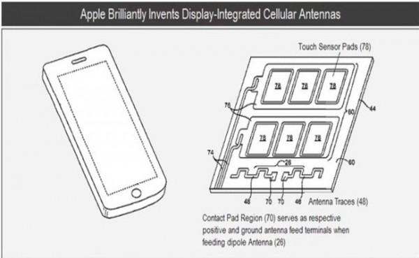 iPhone 5: Wird die Antenne im Display verbaut?