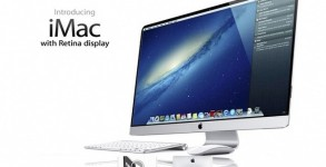 iMac Retina Design
