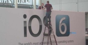 iOS 6 banners (with new logo!) go up at Moscone West ahead of WWDC [Gallery] | 9to5Mac | Apple Intelligence