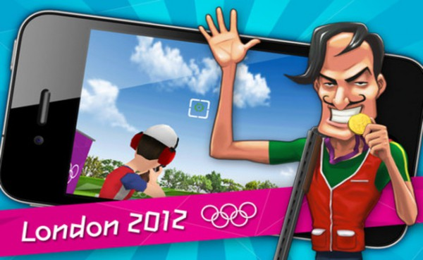 Olympiade 2012: Offizielles iOS-Spiel fr iPhone und iPad erschienen