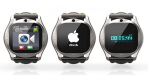 mockup apple uhr iwatch