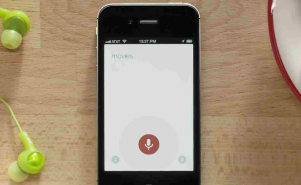 Google fordert Apple mit Voice Search heraus