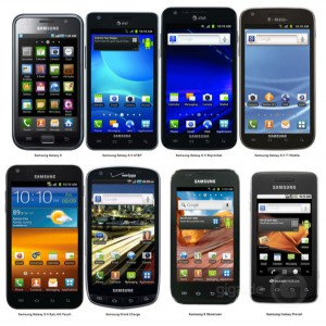 Samsung Smartphones