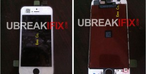 front iphone 5