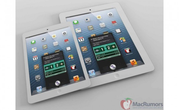 iPad mini: Video zeigt Mockup und 3D-Modell