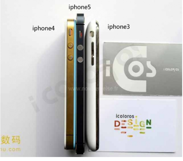 iPhone 5: Wird das Smartphone so dnn?