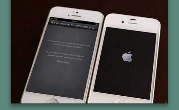 iPhone 5: Video zeigt neues Smartphone beim Bootvorgang