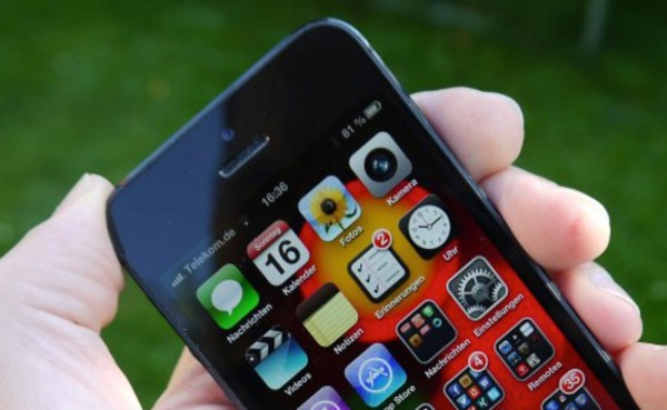 iPhone 5 im Falltest: Display robuster als Samsung Galaxy S3 – Video