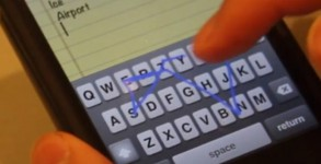 swype tastatur