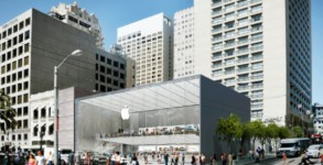 Apple Store San Francisco (Text)