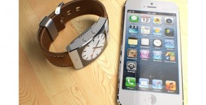 Apple iWatch leder
