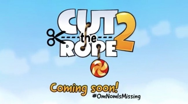 Cut the Rope 2 kommt am 19. Dezember exklusiv in den App Store – Trailer