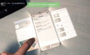 Neues futuristisches iPhone 6 Konzept mit Hologram – Video