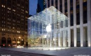 Apple lässt Design des Fifth Avenue Stores in NY patentieren