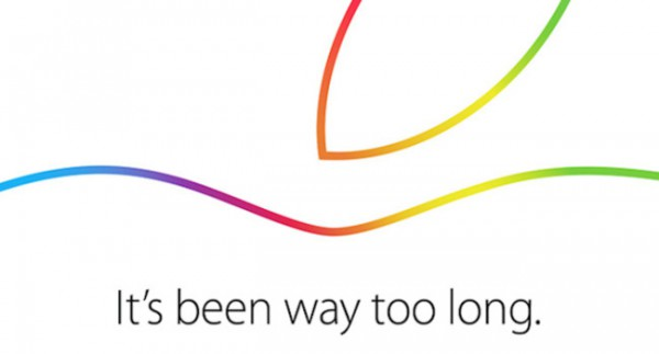 """It´s been way too long"": Apple lädt offiziell zur Keynote am 16. Oktober"