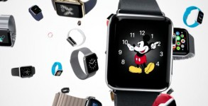 Apple Watch Mickey Maus Design