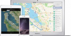 Apple Maps in iOS 8