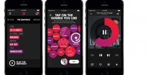 Beats Music iPhone