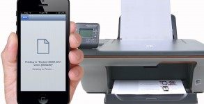 iPhone Drucker