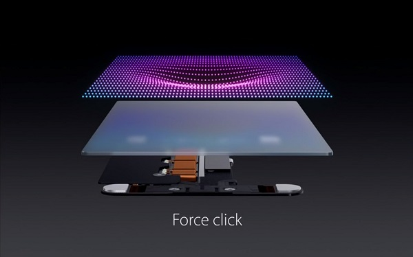 MacBook Force Touch Feature