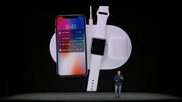 AirPower – Apple's kontaktlose Ladematte kommt
