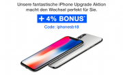iPhone Upgrade Aktion – So kommst du günstiger ans iPhone XS und Co.